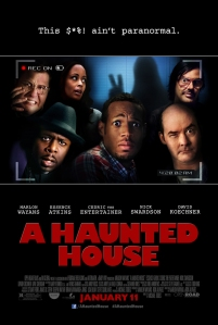 AHauntedHouse poster